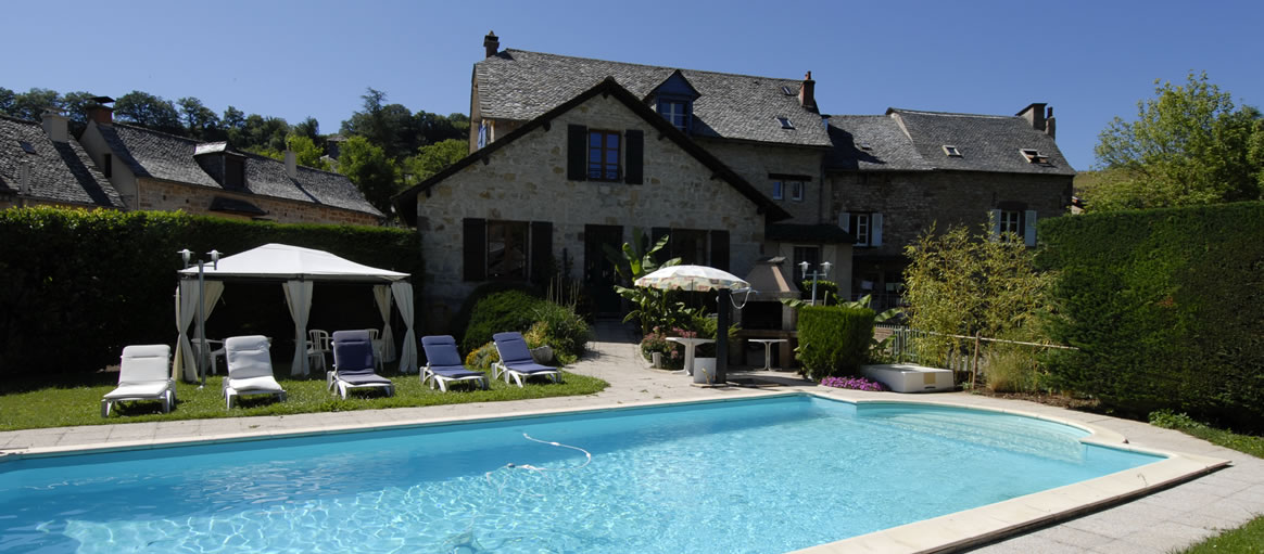 Hotel Restaurant Conques Aveyron
