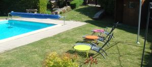 jardin piscine riviere hotel familial aveyron rodez conques marcillac musee soulages aeroport