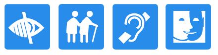 hôtel est accessible aux personnes handicapées